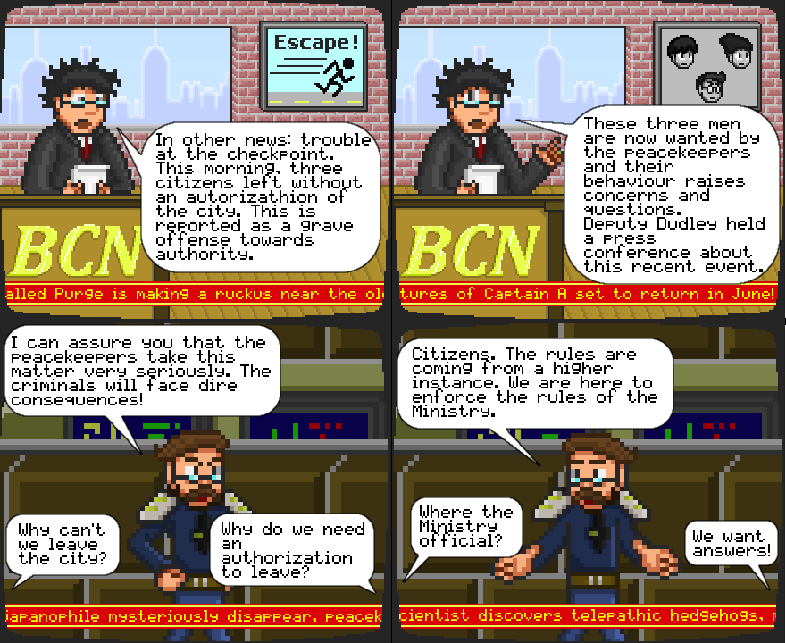 Intermission - BCN - 3