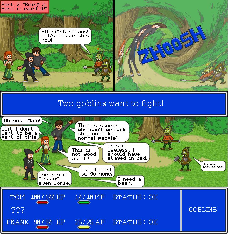 Combat zone 2